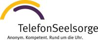 Das ist das Logo der TelefonSeelsorge.