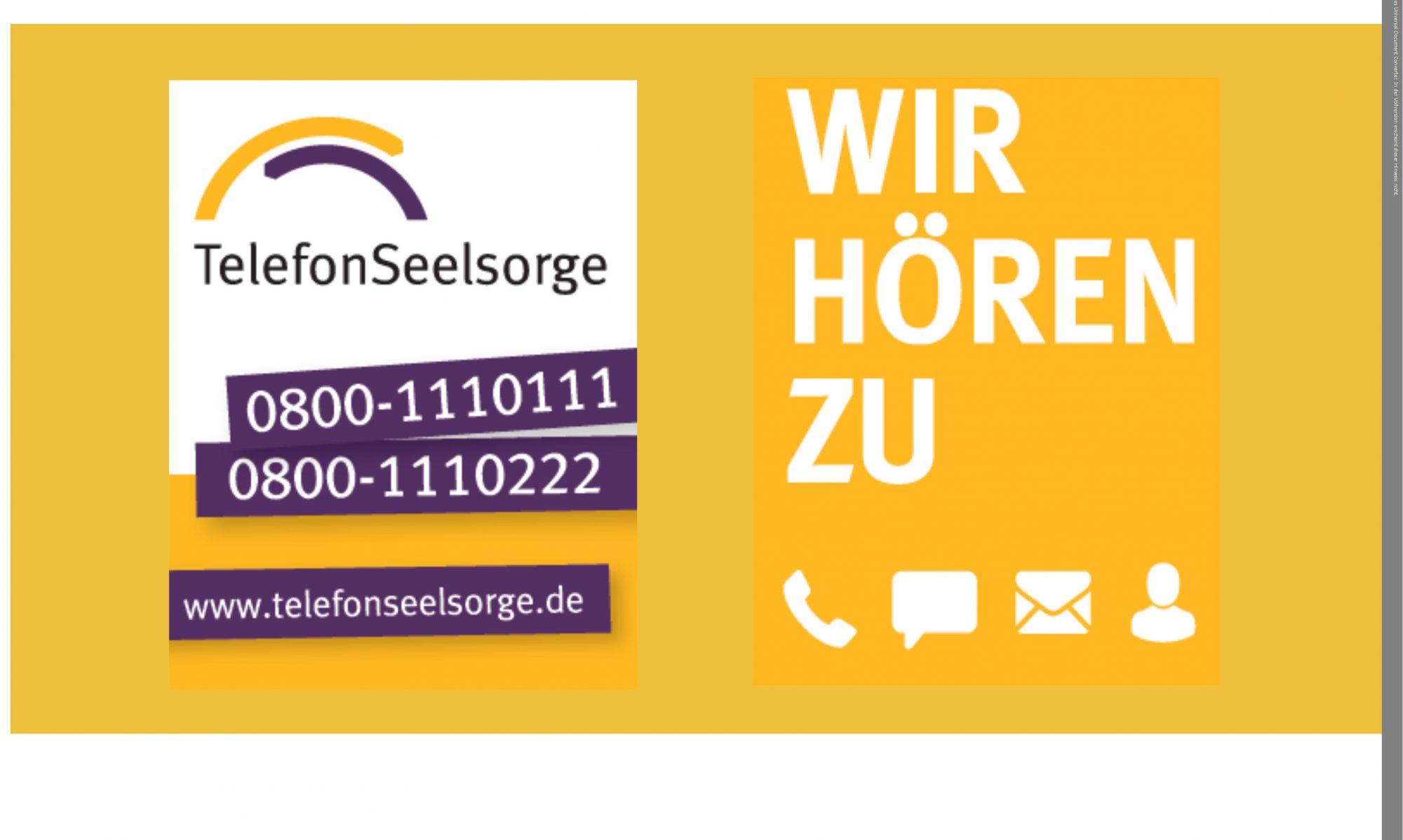 TelefonSeelsorge Giessen-Wetzlar